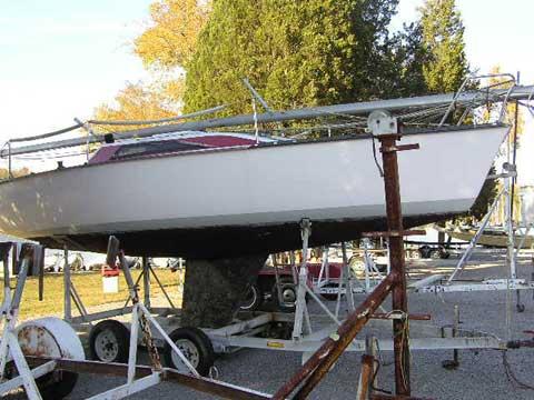 X-79 sailing boat