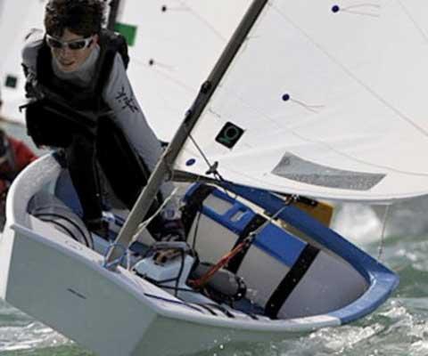 Zoum Racer sailboat