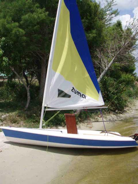 Zuma Sailboat For Sale