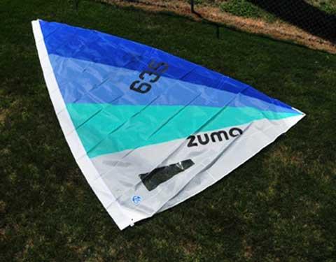 Zuma, 1985 sailboat
