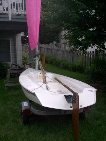 1985 Zuma sailboat