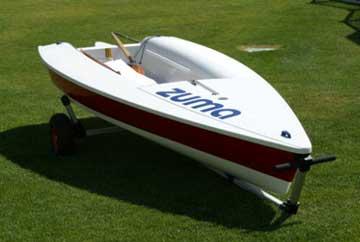 2002 Zuma sailboat
