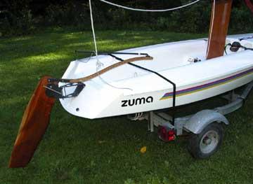 1991 Zuma sailboat