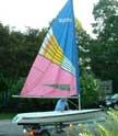 1987 Zuma sailboat