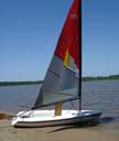 1986 Zuma sailboat