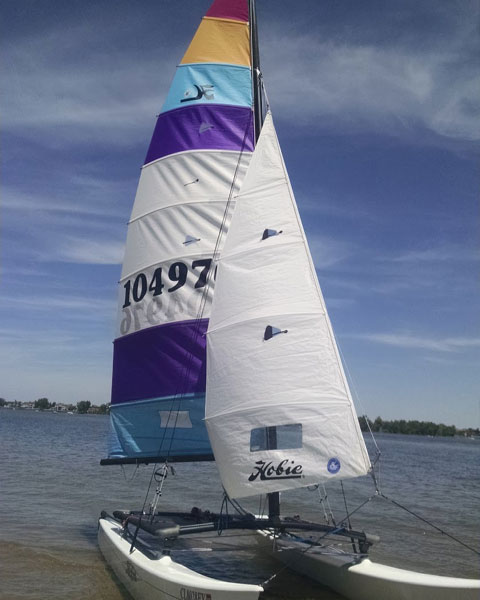 Hobie 16, 2001 sailboat