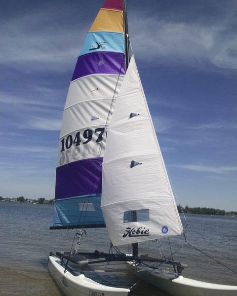 Hobie 16, 2001 sailboat