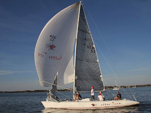 11 Meter One Design, 1992, sailboat