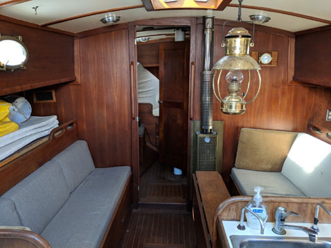 Alajuela 38 Mk II, 1979, Kemah, Texas, sailboat for sale from