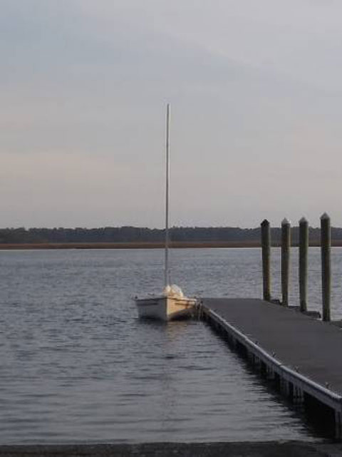 American 18, 1994 sailboat