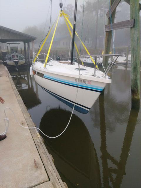 AMF 2100, 1980 sailboat