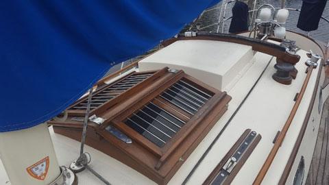 Baba 30, 1985 sailboat