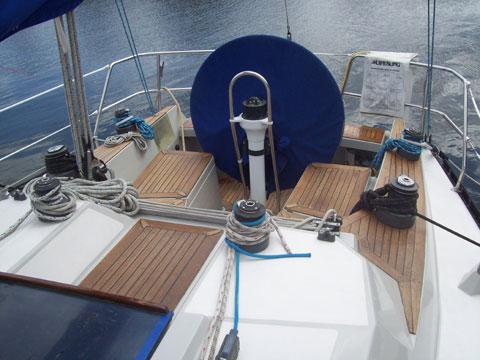 Baltic 35,  1985 sailboat