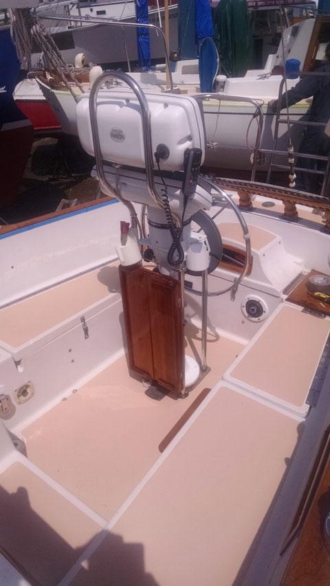 Bayfield 32 C, 1984 sailboat