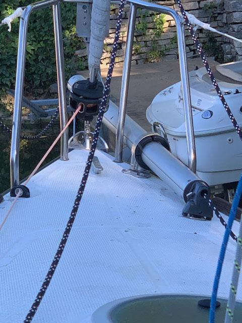 Beneteau First 210, 1993 sailboat