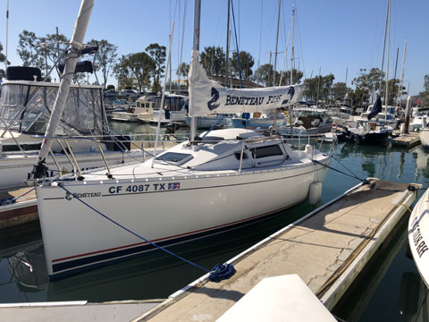 Beneteau First 235 Liberty Edition, 1989 sailboat
