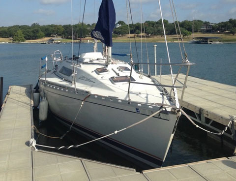 Beneteau First 30, 30.5 feet, 1984 sailboat