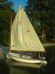 1971 Cape Dory 14 sailboat