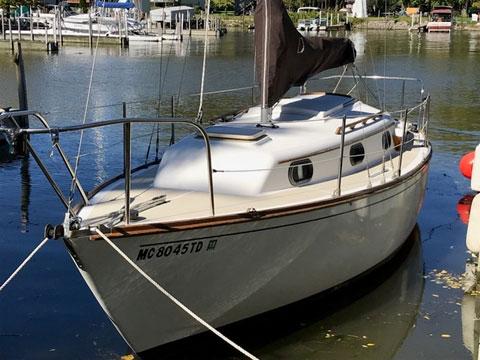 Cape Dory 26, 1986 sailboat