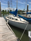 1982 Cape Dory 28 sailboat