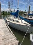 1982 Cape Dory 28 sailboat