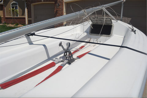 Catalina Capri 16.5, 1998 sailboat