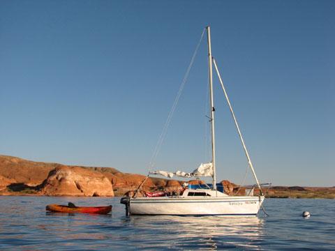 Catalina (Capri) 18, 2002 sailboat