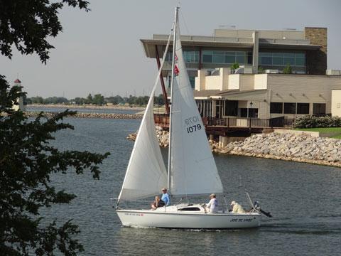 Capri 22, 2004 sailboat