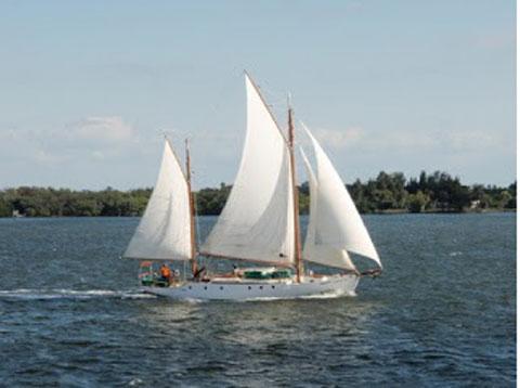 Carib II, 1924 sailboat