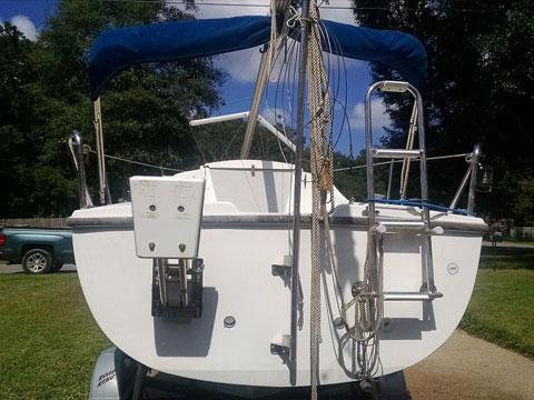 CATALINA C18 MKII, 2005 sailboat