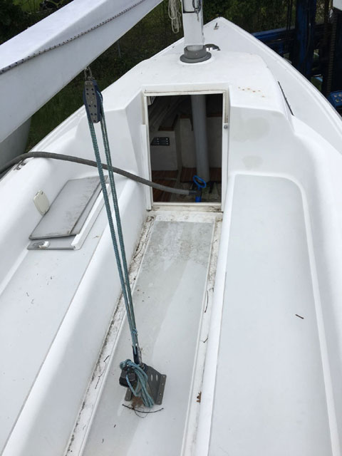 Catalina Aero 20, 2009 sailboat