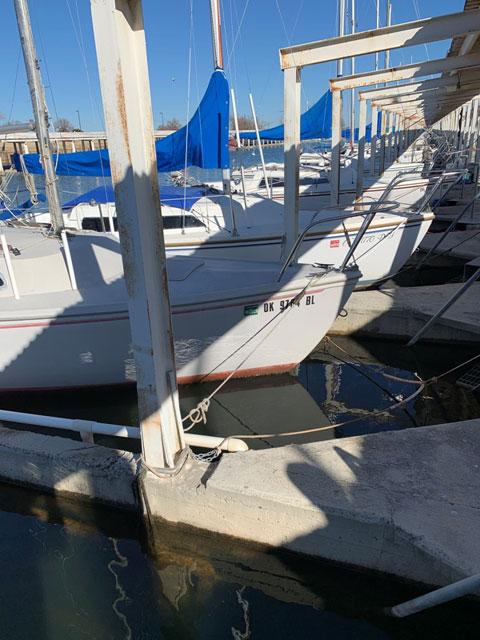 Catalina 22, 1978 sailboat