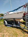 1993 Catalina 22 sailboat