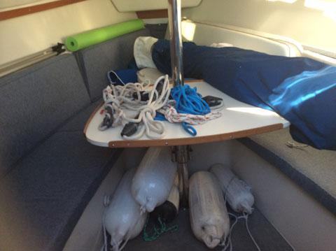 Catalina 250 wing keel, 1997 sailboat
