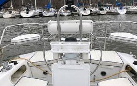 Catalina 270, 1995 sailboat