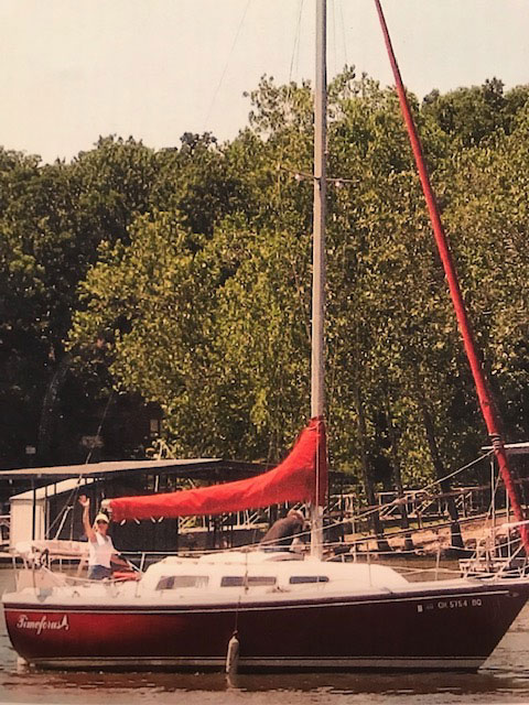 CATALINA 27, 1978 sailboat