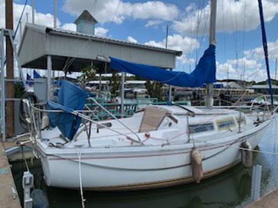 Catalina 27 Tall Rig, 1974 sailboat