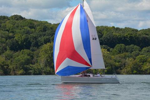 Catalina 275 Sport, 2015 sailboat