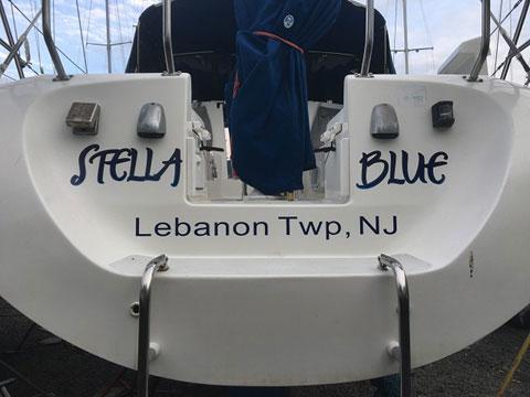 Catalina 28, 2000 sailboat