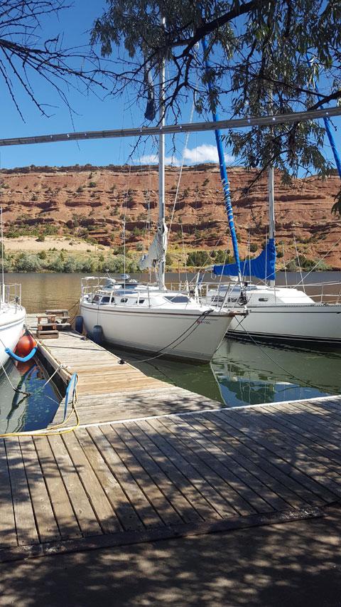 Catalina 30 Tall Rig, 1988 sailboat