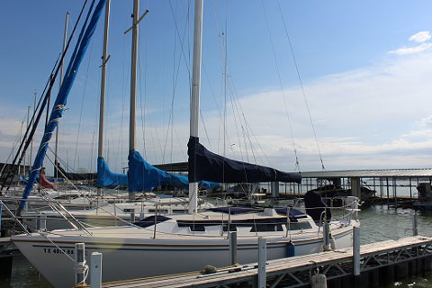 Catalina 30, 1987, Lake Lavon, Wylie, Texas, sailboat for