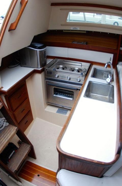 Catalina 30 MkII, 1991, sailboat
