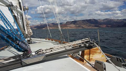 Catalina 38, 1987 sailboat