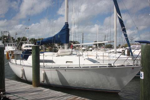 C&C 29, 1984 sailboat