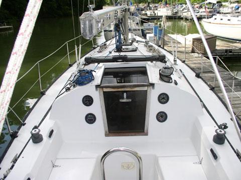 C&C 32, 1981, sailboat