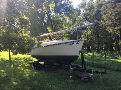 Chrysler 22 Sandpiper, 1979 sailboat