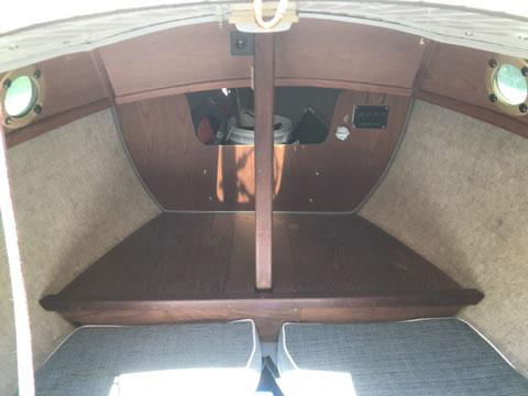 Compac 16/3, 1989 sailboat