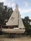 1977 Compac 16 sailboat