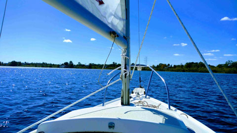 Compac 16/2, 1986 sailboat