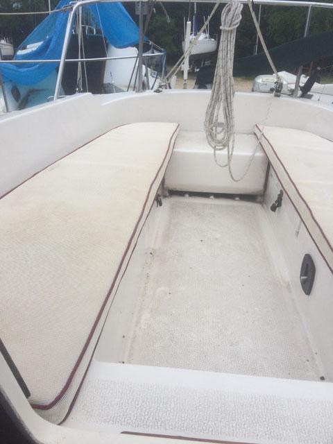 Compac 19 III, 1995 sailboat